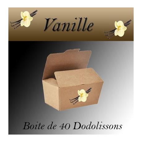 Ballotin 40 dodolissons saveur  vanille