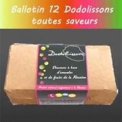 Ballotin 12 dodolissons toutes saveurs